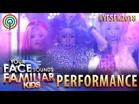 Your Face Sounds Familiar Kids 2018: TNT Boys as Spice Girls   Spice Up Your Life (видео)