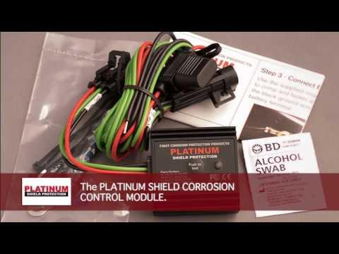 Platinum Shield - Corrosion Control Module