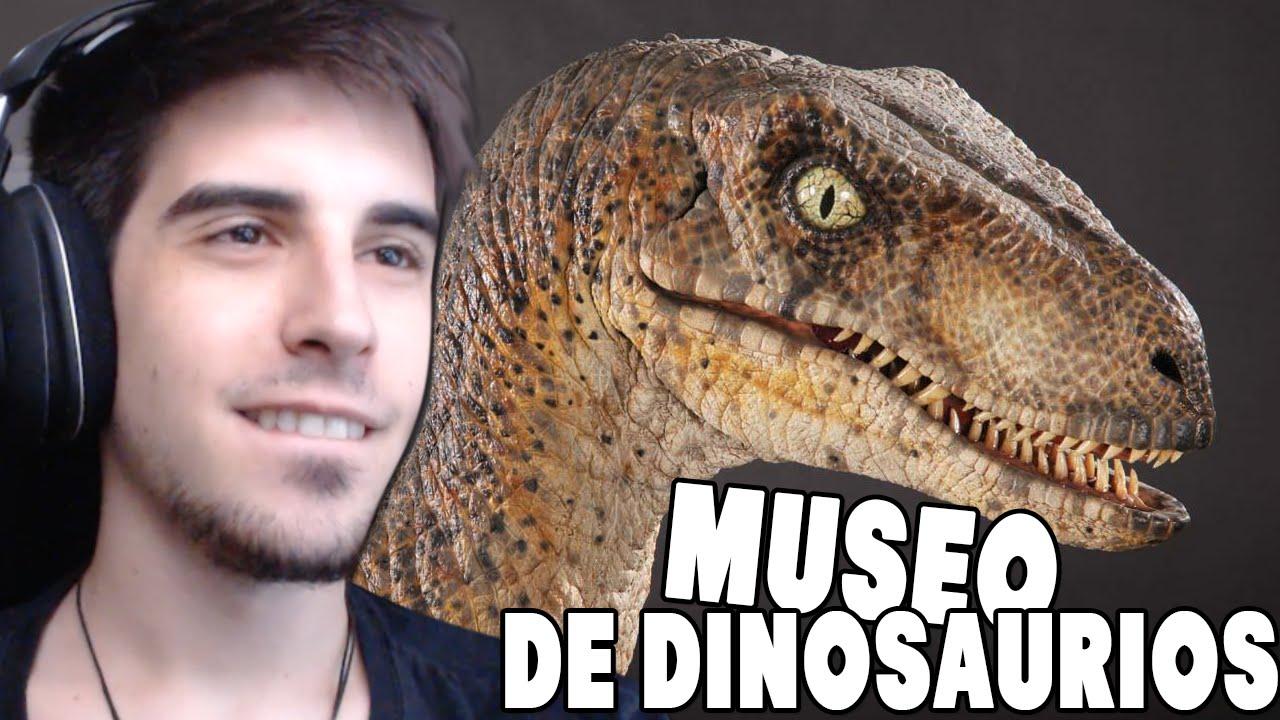 MUSEO DE DINOSAURIOS – Trouble in Terrorist Town
