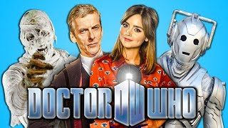 DOCTOR WHO SPOILERS - BE WARNED! Dr. Who Bloopers: https://goo.gl/lJIRTL NEW Videos Every Week! Subscribe:...