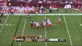 Walter Stewart vs Virginia Tech (2012)