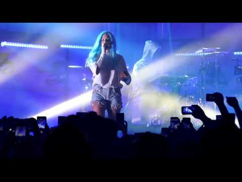 VEVO Presents: Halsey 'Now or Never'