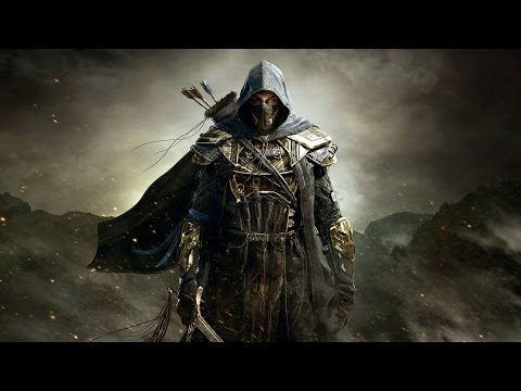 Трезвый взгляд (на ультрах) на TESO (The Elder Scrolls Online) Обзор на Стриме