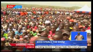 Weekend Prime: Hassan Joho Steals The Show At ODM Rally In Kisumu 02/10/2016
