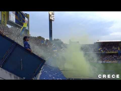 Fiesta en el Gigante. Central 0 - Olimpo 0. Torneo Final 2014