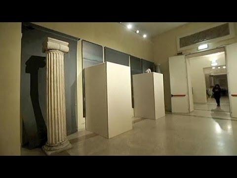 Ρώμη: Κάλυψαν γυμνά αγάλματα για να μην προσβληθεί ο Ρουχανί