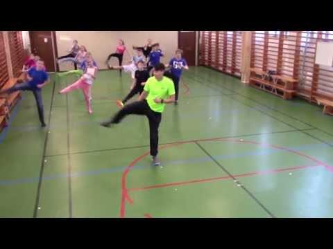 Dans på idrott och hälsa