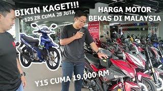 Video HARGA MOTOR YAMAHA 125 ZR & Y15 ZR DI MALAYSIA! MP3, 3GP, MP4, WEBM, AVI, FLV Desember 2018