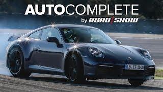 AutoComplete: Porsche teases 2020 911 with LA Auto Show on the horizon by Roadshow