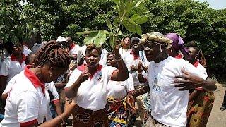 Togo'da Devlet Başkanı Gnassinbe üçüncü kez iktidarda