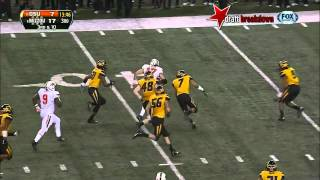 Michael Sam vs Oklahoma State (2013)