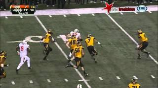 Michael Sam vs Oklahoma State (2013)