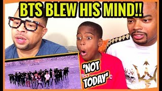Video My Nephew INSPIRED By BTS | BTS 'NOT TODAY' MV and DANCE PRACTICE REACTION / REVIEW MP3, 3GP, MP4, WEBM, AVI, FLV Juli 2019