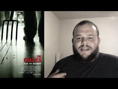 The Crazies (2010) Movie Review Horror Thriller Remake Of (1973) Film