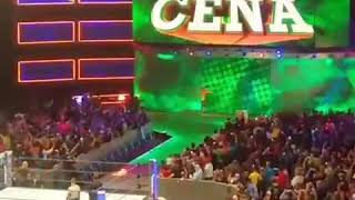 Nonton John Cena Entrance Vs Shinsuke Nakamura On Smackdown Live 2nd August 2017 Film Subtitle Indonesia Streaming Movie Download