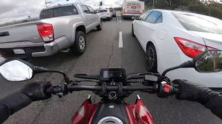 1. 2019 Honda CB300R MC Commute Review