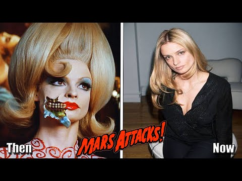 Mars Attacks (1996) Cast Then And Now ★ 2020 (Before And After)