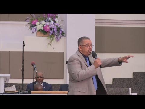 Bishop Tavis Grant - March 18, 2018