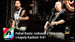 Video Rozhovor se zpěvákem a kytaristou Dharmou z Kashmir 9:41
