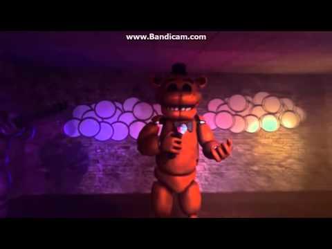 Five Nights At Freddy's 1 Песня на русском (видео)