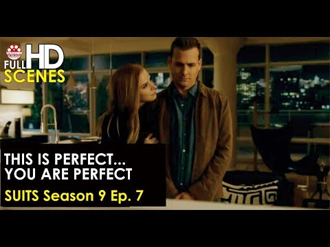 Suits Season 9 Ep. 7: This is perfect...you are perfect Full HD