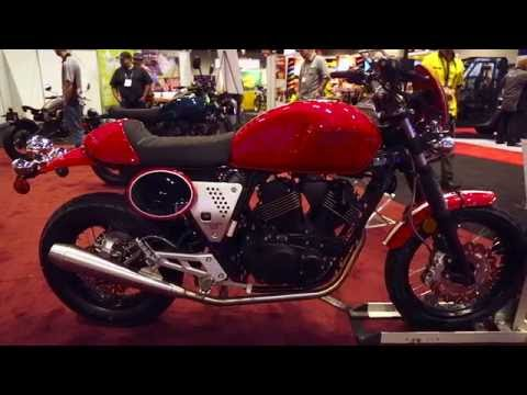 SSR and Benelli at AIMExpo