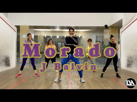 Morado - J Balvin by Lessier Herrera Zumba