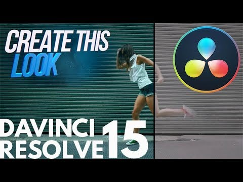 DaVinci Resolve 15 Tutorial : Color Grading Crash Course