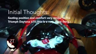 10. 2015 MV Agusta F3 675 - Leg Over - Preliminary