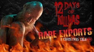 Nonton 12 Days Of Killmas  Day 11   Rare Exports  A Christmas Tale  2010  Film Subtitle Indonesia Streaming Movie Download