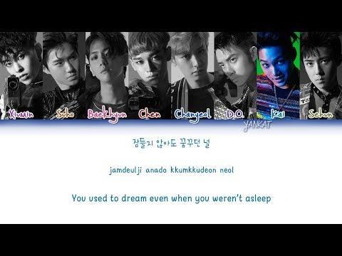 EXO - Power (Color Coded Han Rom Eng Lyrics)   by Yankat (видео)