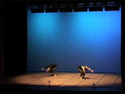 seven days of falling | contemporary tap dance