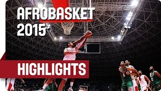 Watch the highlights Tunisia v Morocco at the AfroBasket 2015 here on the official FIBA YouTube channel. For more info on the event please visit: http://www....
