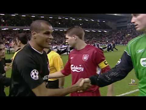 Liverpool 3-1 Olympiakos - 2004/05 HD