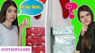 Video Christmas BOX OF LIES / JustJordan33 MP3, 3GP, MP4, WEBM, AVI, FLV November 2018