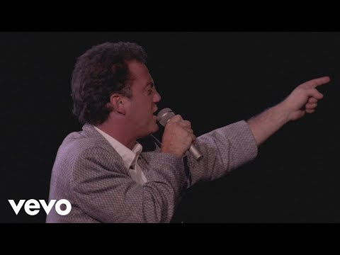 Billy Joel - Only the Good Die Young (from A Matter of Trust - The Bridge to Russia)