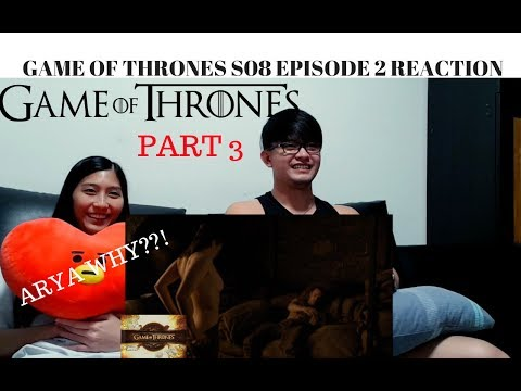 """[REACTION] PART 3 ARYA WHY?! 