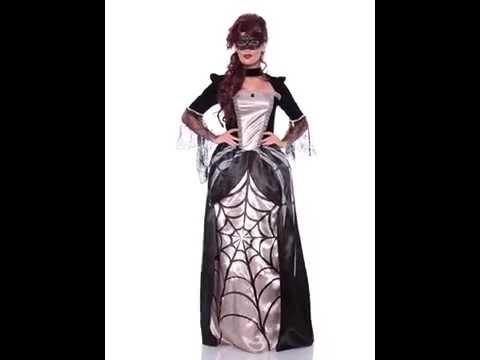 Deguisement de baronne gothique