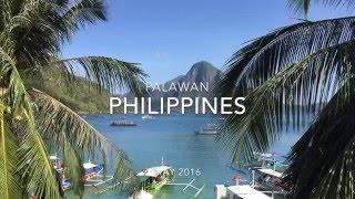 El Nido Philippines  city images : El Nido, Palawan, Philippines Vacation 2016
