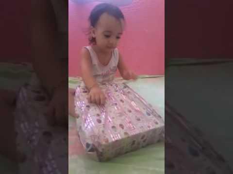 O presente de Sarha em Gurinhem Pb