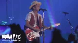 Bruno Mars [Marry You] @  2014 Audi Live in Seoul - By Baby Jane♥