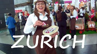 In this video I explore Zurich, Switzerland and show how much things cost. PLANNING A BUDGET TRAVELING TRIP?
