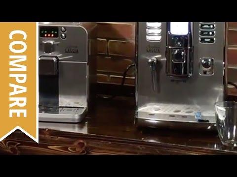 Compare: Gaggia Brera and Gaggia Accademia Espresso Machines