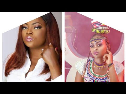FUNKE AKINDELE'S TWIN SISTER TAKING OVER THE INDUSTRY.