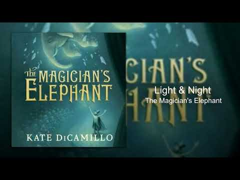 Tally Hall - Night & Light (The Magician's Elephant, Bonus Download)