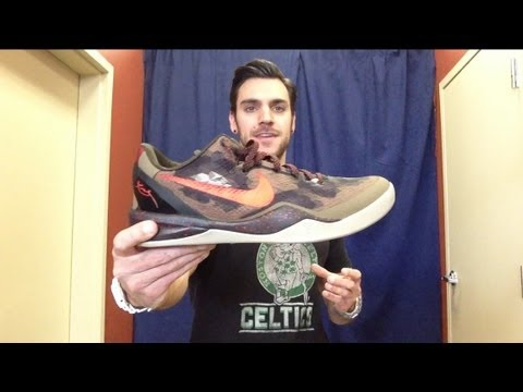 "Kobe 8 System ""Python"" Review HD"