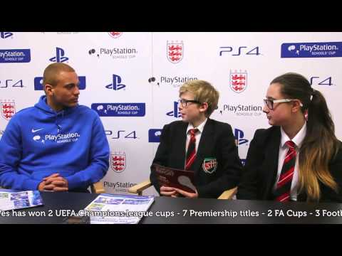 2015 BBC School Report - Bonus footage: Wes Brown interview