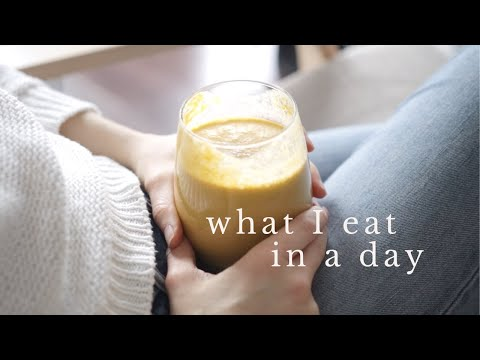 WHAT I EAT IN A DAY | easy, healthy paleo meals + snacks