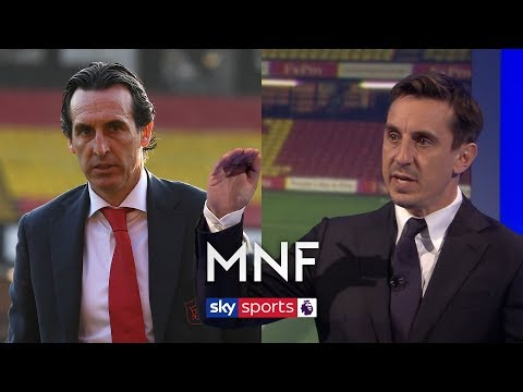 Do Gary Neville And Jamie Carragher Think Arsenal Will Finish In The Top Four? | MNF