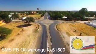 Otjiwarongo Namibia  city photos gallery : SMS YT OTJIWARONGO to 51500